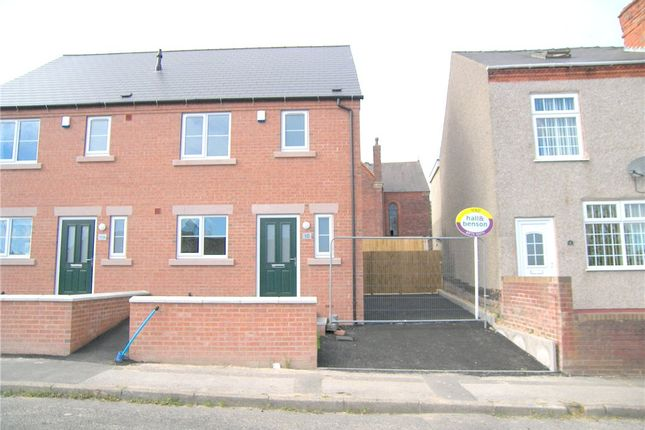Thumbnail Semi-detached house to rent in Albert Street, South Normanton, Alfreton