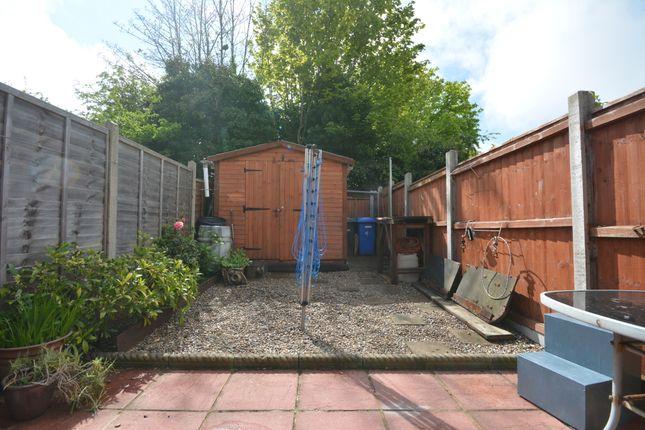 Rear Garden of Sunnyfields, Oulton Broad South, Lowestoft, Suffolk NR33