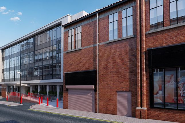 Thumbnail Flat for sale in Guildhall Square, 58-60 Guild Hall Street, Preston, 3Nu, Preston