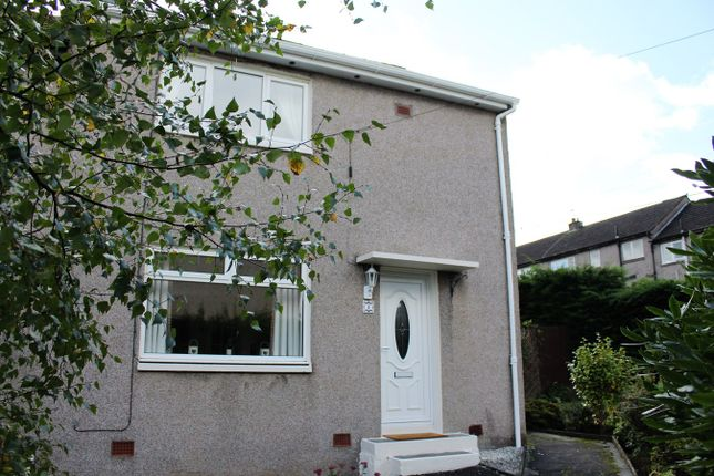 Thumbnail End terrace house for sale in Edward Place, Dunblane