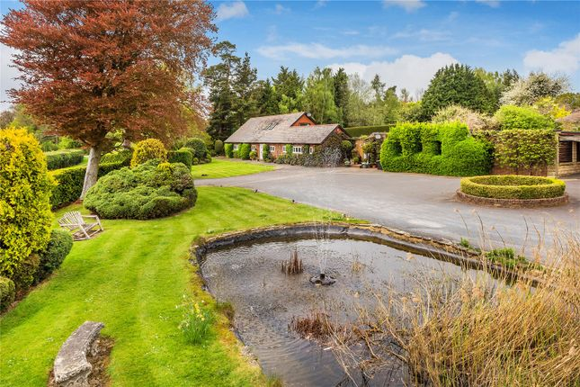 Thumbnail Detached house for sale in Wadhurst Road, Frant, Tunbridge Wells, East Sussex