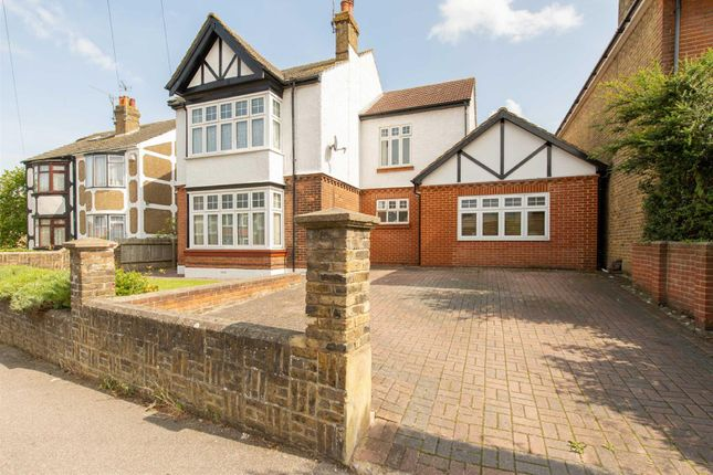Thumbnail Detached house for sale in Barnsole Road, Gillingham