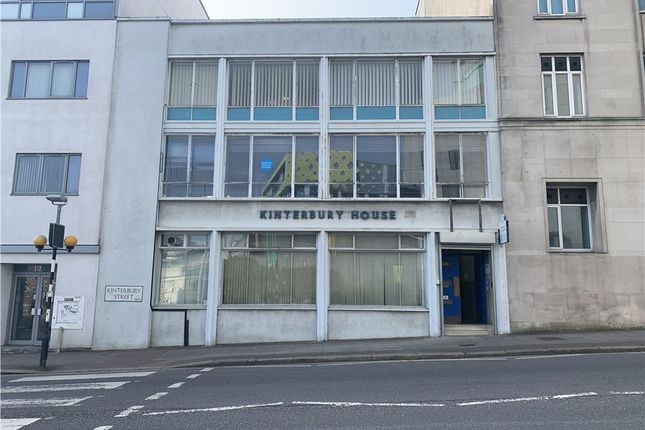 Thumbnail Office to let in Ground Floor Kinterbury House, Kinterbury Street, Plymouth, Devon