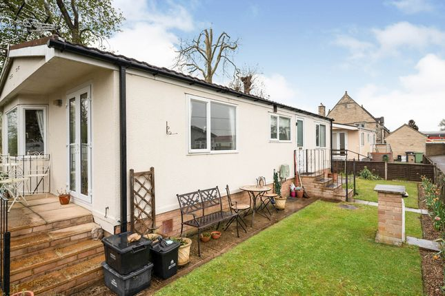 Thumbnail Mobile/park home for sale in St. Johns Priory, Lechlade