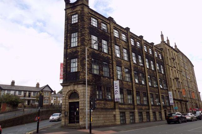 External of Sunbridge Road, Bradford BD1