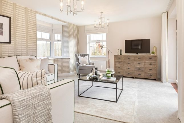 Thumbnail Detached house for sale in Morton Meadows, Gloucester Road, Thornbury South, Gloucestershire