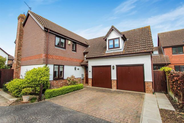 Thumbnail Detached house for sale in Sapley Road, Hartford, Huntingdon