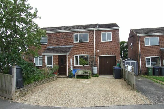 Semi-detached house for sale in Barnes Wallis Close, Bowerhill, Melksham