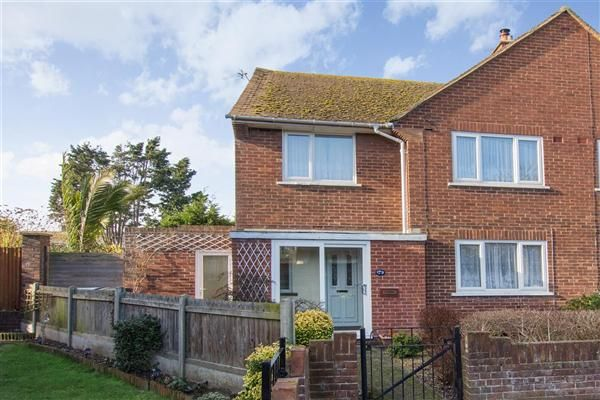 3 bed end terrace house for sale in Saxons Close, Deal