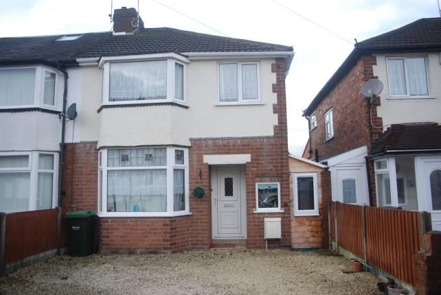 3 bed semi-detached house for sale in Bowstoke Road, Great Barr, Birmingham, West Midlands