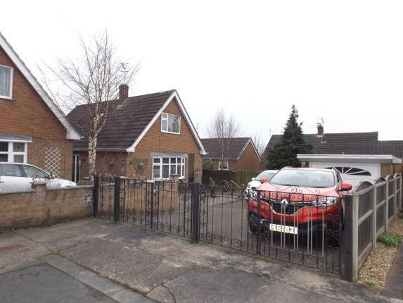 Front of Perth Drive, Stapleford, Nottingham, Nottinghamshire NG9