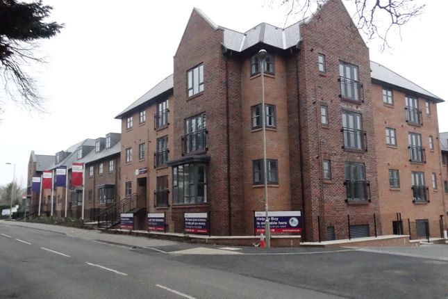 Thumbnail Flat to rent in Station Road, Hook