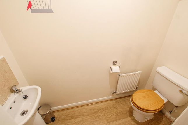 Cloakroom of Cudworth Drive, Mapperley, Nottingham NG3