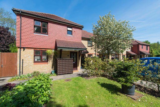 Thumbnail End terrace house for sale in Paston Close, Wallington