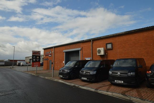 Thumbnail Commercial property to let in Evercreech Way, Highbridge