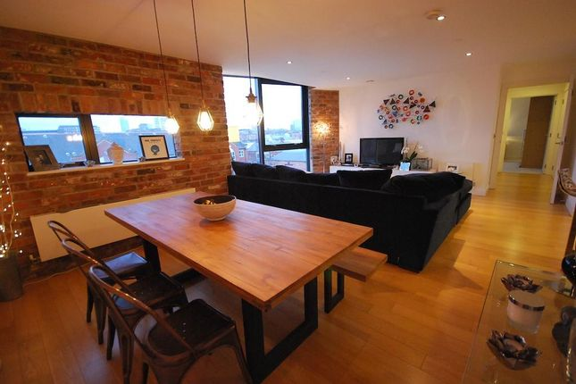 Thumbnail Flat to rent in 151 Great Ancoats Street, Mancheser