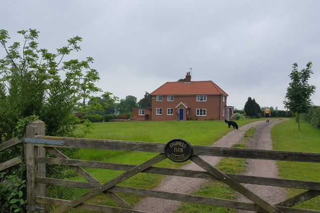 Thumbnail Detached house to rent in Playford Road, Little Bealings