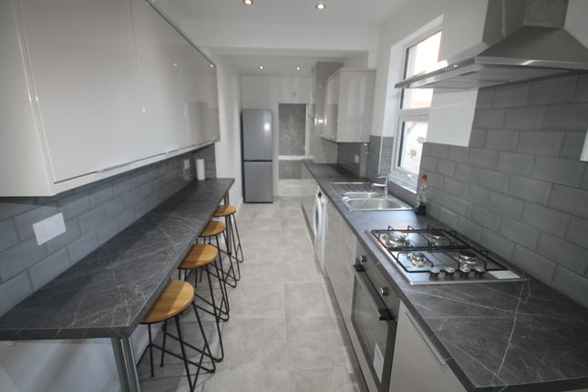 Thumbnail Terraced house to rent in Warwick Street, Leicester LE3, West End