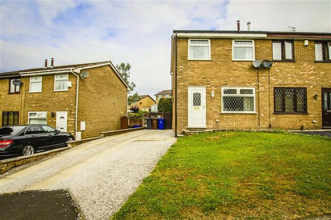 Thumbnail Semi-detached house for sale in Limewood Close, Accrington, Lancashire
