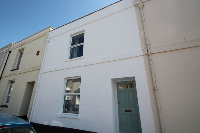 Thumbnail Terraced house for sale in Portland Road, Stoke, Plymouth
