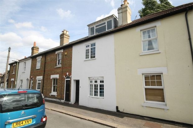 Thumbnail Cottage for sale in Caledon Road, Wallington, Surrey