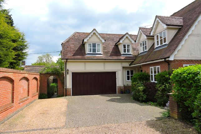 Thumbnail Detached house for sale in The Orchard, Felsted
