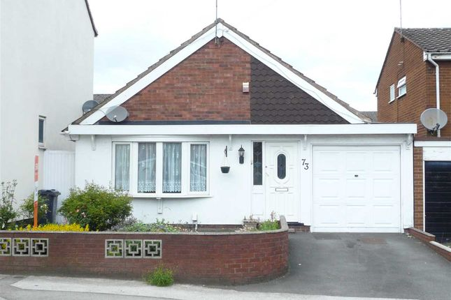 Thumbnail Bungalow for sale in Bloxwich Road South, Willenhall, Willenhall
