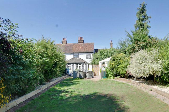 Thumbnail Terraced house for sale in High Street, Roydon, Harlow