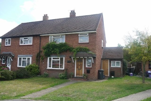 Thumbnail Semi-detached house to rent in Medlar Close, Guildford GU1,