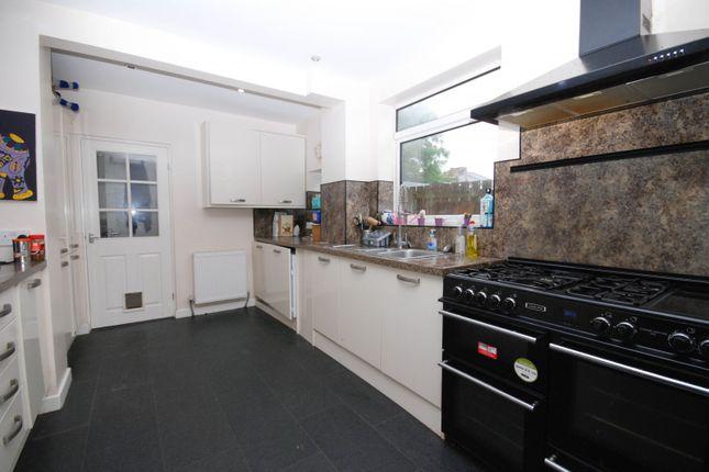 Kitchen of Warkworth Drive, Wideopen, Newcastle Upon Tyne NE13
