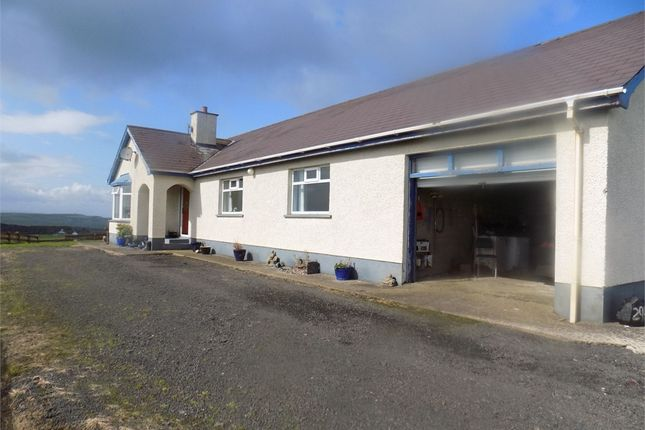 Thumbnail Detached bungalow for sale in Whitepark Road, Bushmills, County Antrim