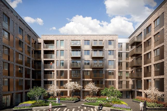 Thumbnail Flat for sale in Rolt Street, London