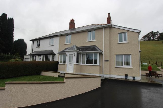 Thumbnail Property to rent in Bronllys, Capel Bangor, Aberystwyth