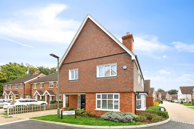 Thumbnail Detached house for sale in Constable Close, Epsom