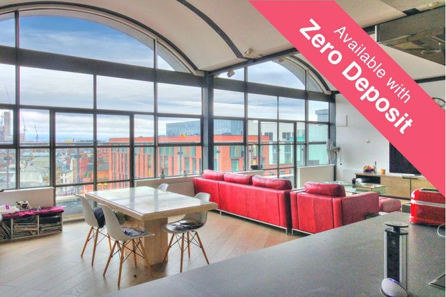 Thumbnail Flat to rent in 25 Church Street, Northern Quarter, Manchester