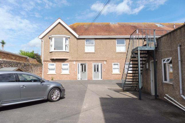 Thumbnail Flat to rent in King Edward Road, Minehead