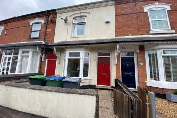 2 bed terraced house to rent in Drayton Road, Smethwick B66