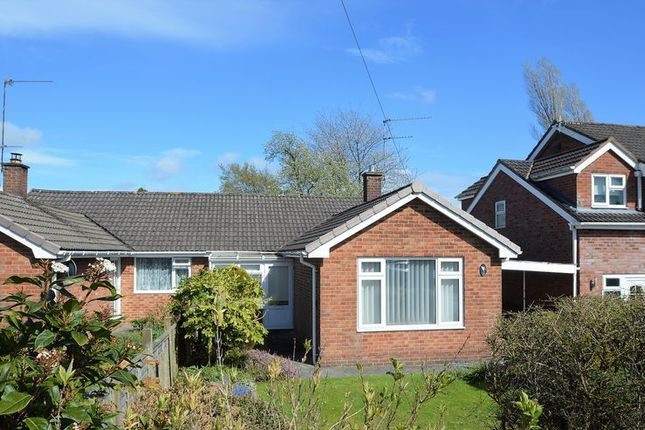 Thumbnail Semi-detached bungalow for sale in Darren Road, Five Acres, Coleford