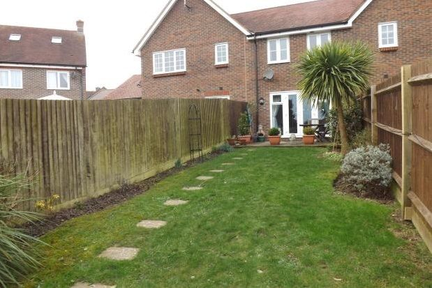 Thumbnail Town house to rent in Craig Meadows, Ringmer, Lewes