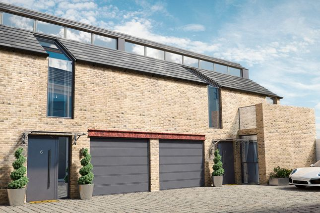 Thumbnail End terrace house for sale in North Road, Hertford