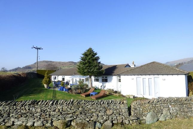 Thumbnail Detached bungalow for sale in Seedfield, Staveley, Kendal