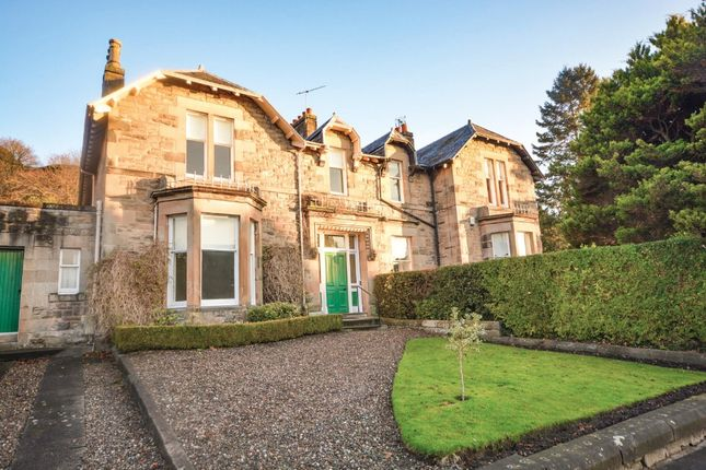 Thumbnail Semi-detached house for sale in 28 Albert Place, Stirling, Stirling