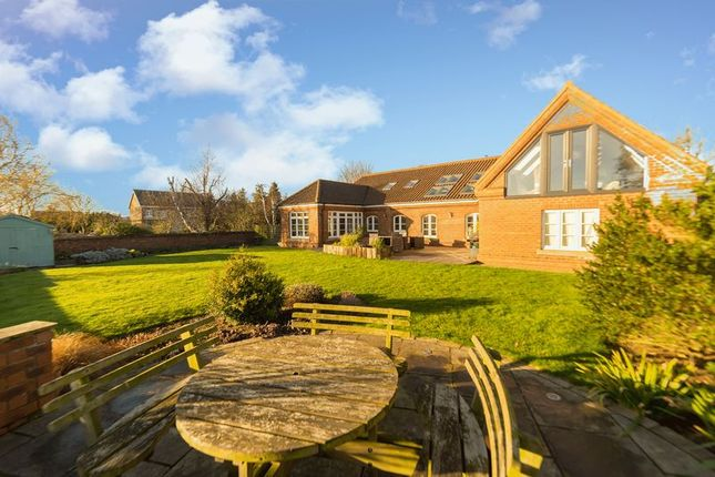 4 bed detached house for sale in Appleby, Scunthorpe