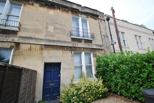 Thumbnail Studio to rent in Hanover Place, Bath