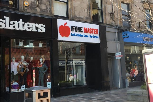 Thumbnail Retail premises to let in 6 Port Street, Stirling