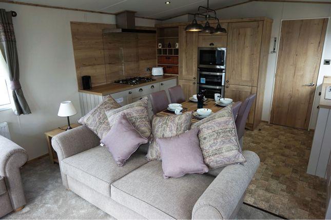Open Plan Living of Suffolk Sands Caravan Park Carr Road, Felixstowe IP11