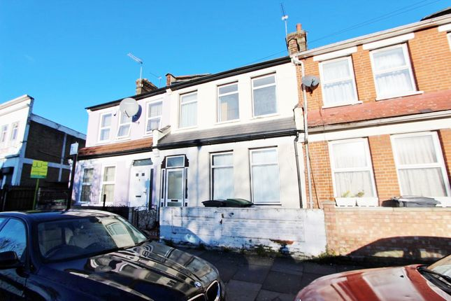 Thumbnail Terraced house to rent in Langham Road, London