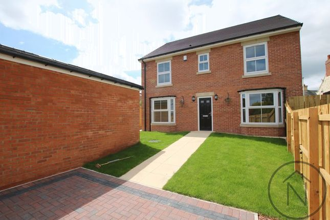 Thumbnail Detached house for sale in Main Road, Redworth, Newton Aycliffe