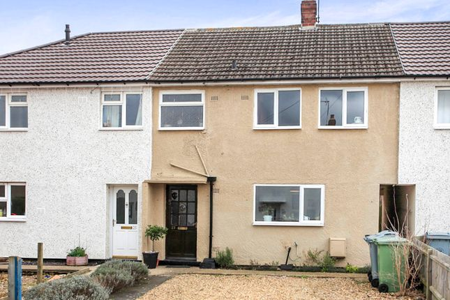 Thumbnail Terraced house for sale in Godsey Crescent, Market Deeping, Peterborough