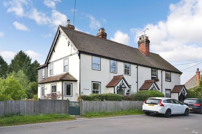 Thumbnail Semi-detached house for sale in Cox Hill, Great Easton, Dunmow